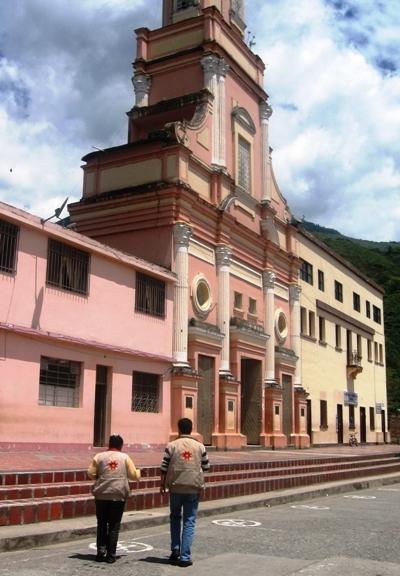 Iglesia de Belalcázar