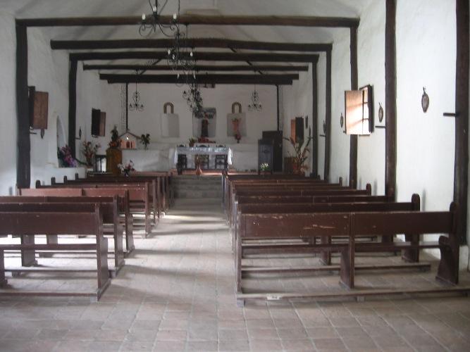 Iglesia San Andrés de Pisimbalá