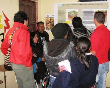 I Taller Experiencia Piloto en Gestión del Riesgo en Pitayó