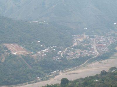 Ubicación del Proyecto Las Américas en Belalcázar