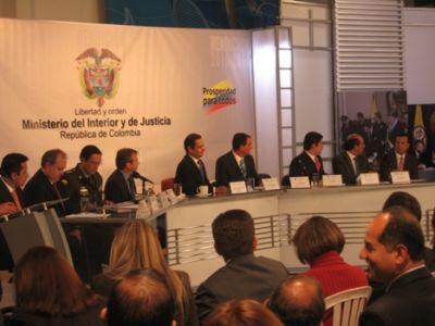 Audiencia Pública de Rendición de Cuentas 2010-2011