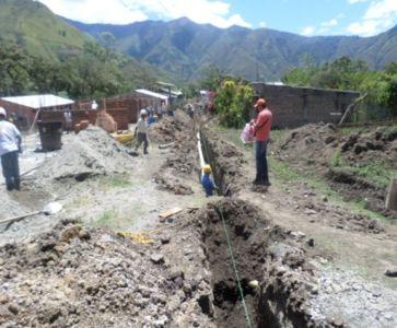 Construcción Alcantarillado sanitario y PTAR de Togoima