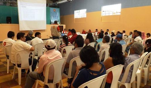 Audiencia Pública de Rendición de Cuentas 2015