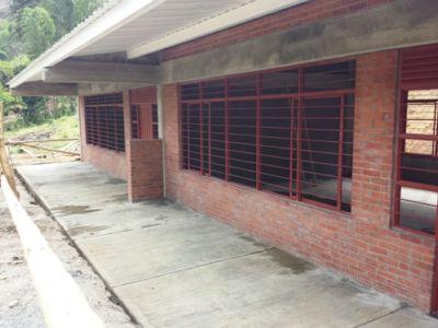 Obras de reubicación sede primaria Institución San Miguel de Avimara