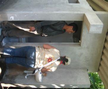 Unidades sanitarias en Coquiyó, año 2010
