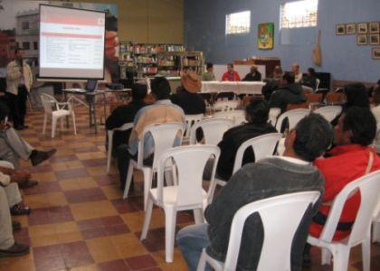 Audiencia de rendición de cuentas 2010-Marzo de 2011, Belalcázar