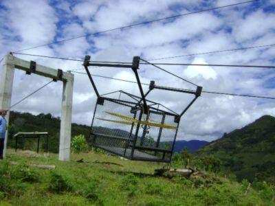 Cable vía San José-Mosoco