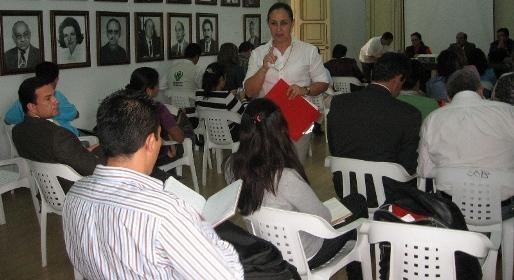 CNK partícipe de las reuniones del CREPAD