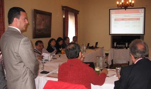 Consejo Directivo, marzo 18 de 2011
