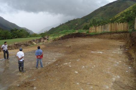 Aula Múltiple Institución Técnica Educativa Félix María Penna, Inspección de San Luis
