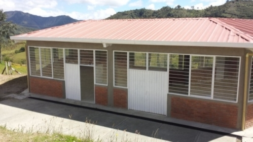 Institución Educativa Juan Tama, Mosoco, municipio de Páez