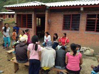 Atención Sicosocial a las comunidades objeto de reasentamiento