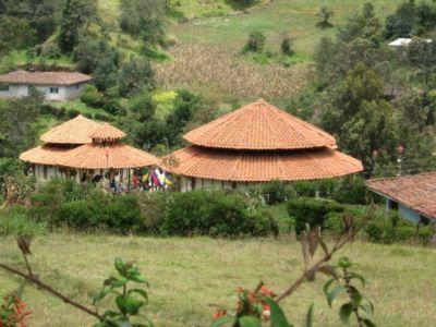 Casa del Taita Payán – Vereda Cacique, Silvia