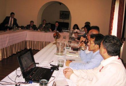 Consejo Directivo, octubre 08 de 2010