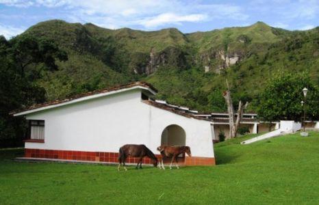 IMG 3861Hotel Albergue El Refugio, San Andrés de Pisimbalá