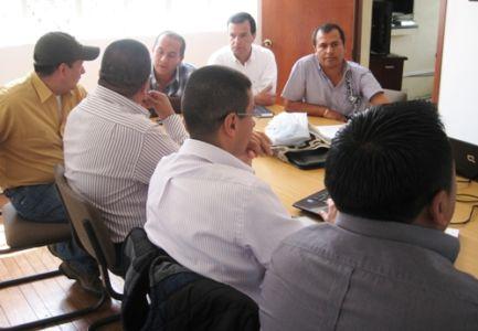 Reunión de la Mesa Sectorial del Oriente Caucano-CONPES Cauca