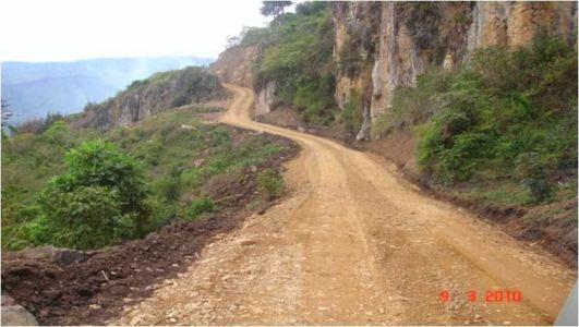 Vía Tumbichucue – La Troja