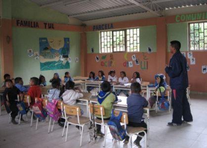 Institución Educativa La Estación, municipio de La Plata