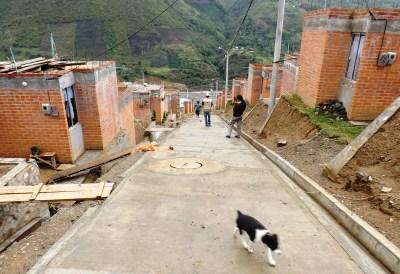 Proyecto Las Américas, febrero de 2013