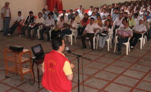 Audiencia de rendición de cuentas 2010-Marzo de 2011, La Plata