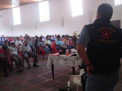 Rendición de Cuentas en La Plata, 2009