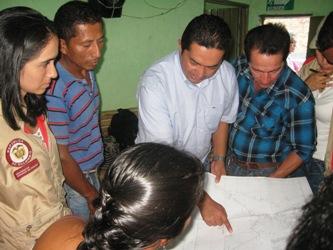 Concertación con comunidades
