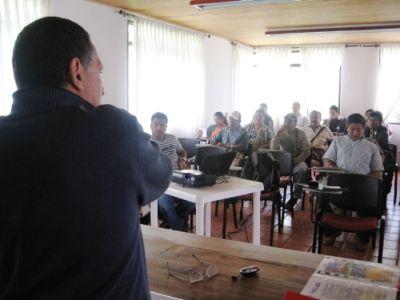 Reuniones de Socialización Presupuesto y Plan de Acción 2012