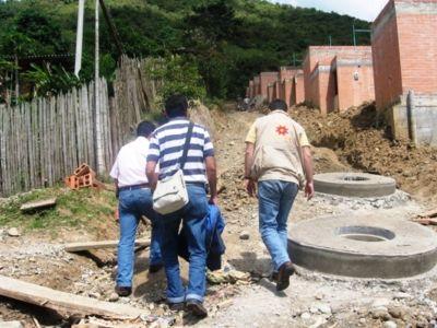 La Corporación Nasa Kiwe construye 70 viviendas para reubicación de igual número de familias