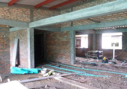 Construcción y optimización del puesto de salud de Tálago Centro