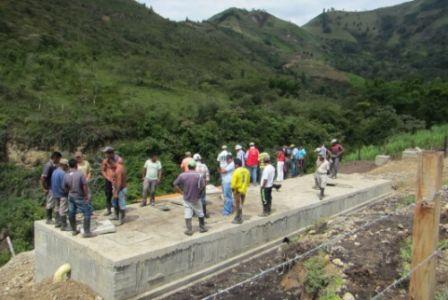 Planta de Tratamiento de Aguas Residuales, Mesa de Togoima