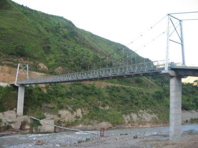 Puente sector de Cohetando