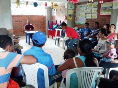 Refrendación compromisos de reubicación en Guadualejo
