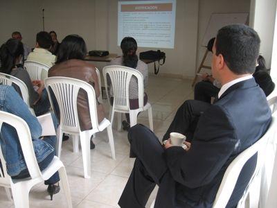 Socialización Banco de Programas y Proyectos de la CNK