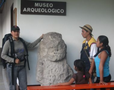 Museo Arqueológico San Andrés de Pisimbalá