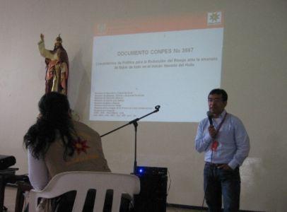 Socialización del documento CONPES