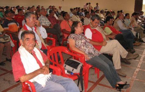 Socialización documento CONPES, La Plata
