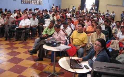 Socialización del documento CONPES, Páez