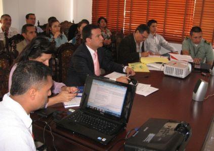 Videoconferencia seguimiento CONPES 3667