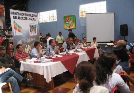 Revisión a compromisos, diciembre de 2009