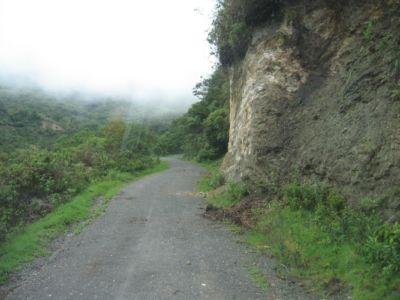 Vía Tumbichucue – Lame