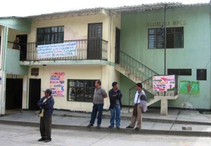 Alcaldía Municipal del Toribío