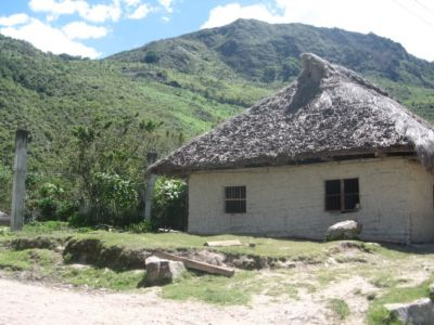 Antigua casa de cabildo de Calderas
