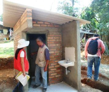 Construcción de 114 baterías en el municipio de Caldono, Cauca