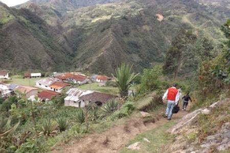 Resguardo de San José, municipio de Páez, departamento del Cauca