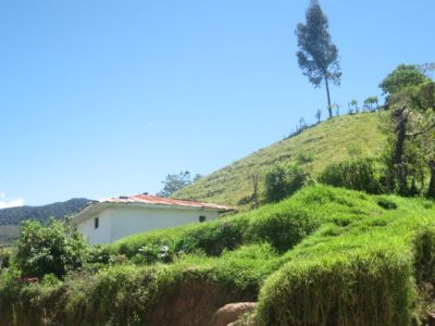 Casa en zona rural de Calderas