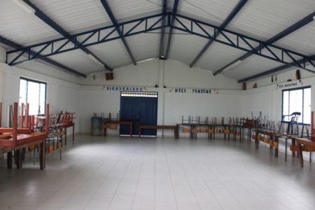 Comedor escolar Institución Educativa Benjamín Dindicué