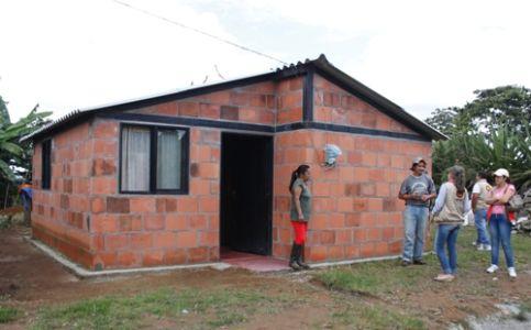 Vivienda de interés social rural. Noviembre 2013