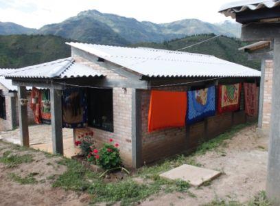 Viviendas de reubicación Guapió – Alto Putumayo
