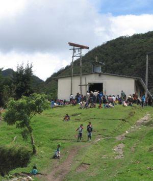 Iglesia del Resguardo de Calderas