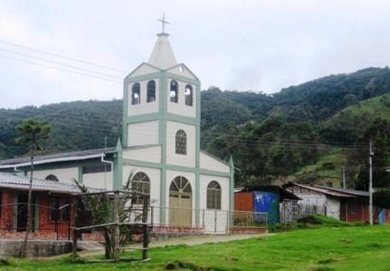 Iglesia Resguardo de Mosoco